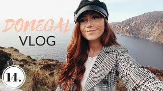 DONEGAL VLOG: MY TALK + VOGUE'S FIRST HOLIDAY  | Vlog 14