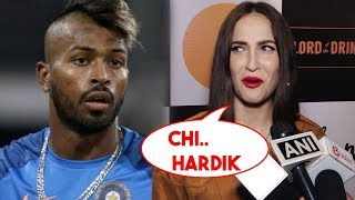 Elli Avram's Shocking Reaction On Marriage With Hardik Pandya