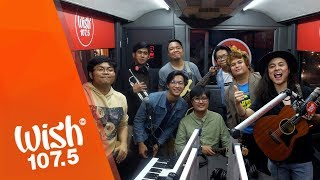 "Earl Generao performs ""Katabi"" LIVE on Wish 107.5 Bus"