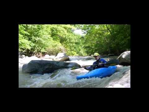 5-17-14 Kayaking Rock Creek Park