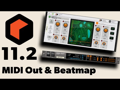 Reason 11.2 | New Features - Beatmap and MIDI OUT!!
