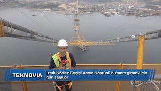 Osman Gazi (İzmit Körfez Geçişi Asma Köprüsü) Türkiye'yi Dünya'nın Korkulu Rüyası Yapıyor - Teknovia