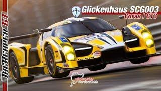 VLN 2017 -  Round 2 - Glickenhaus SCG-003C GT3 @ Nordschleife
