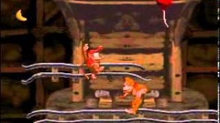 Donkey Kong Country Bug De Diddy Que Vuela En El Aire