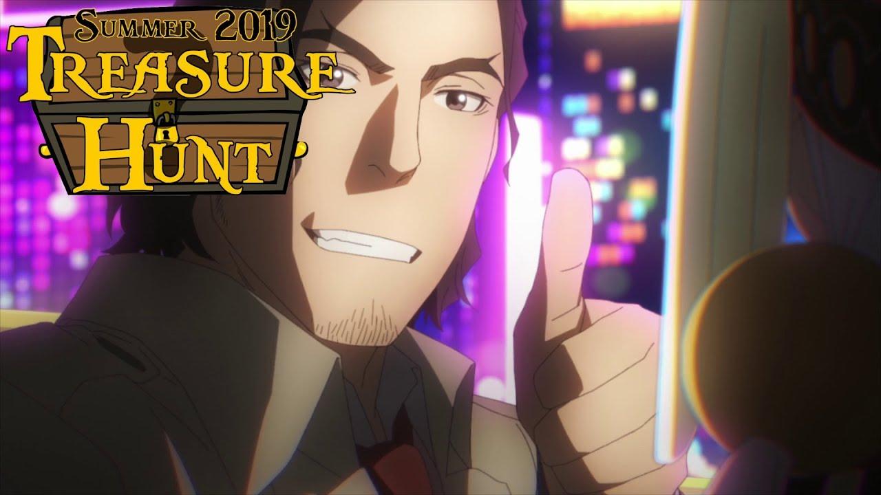 Summer 2019 Treasure Hunt Cop Craft Episode 1