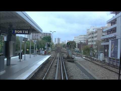 Ligne 8 du métro de Paris : Ecole V. de Maisons-Alfort - Pointe du Lac (Cinquième partie) [HD]