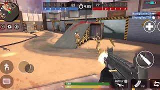 FPS-MaksGun Online Multiplayer Game Play Kill enemy