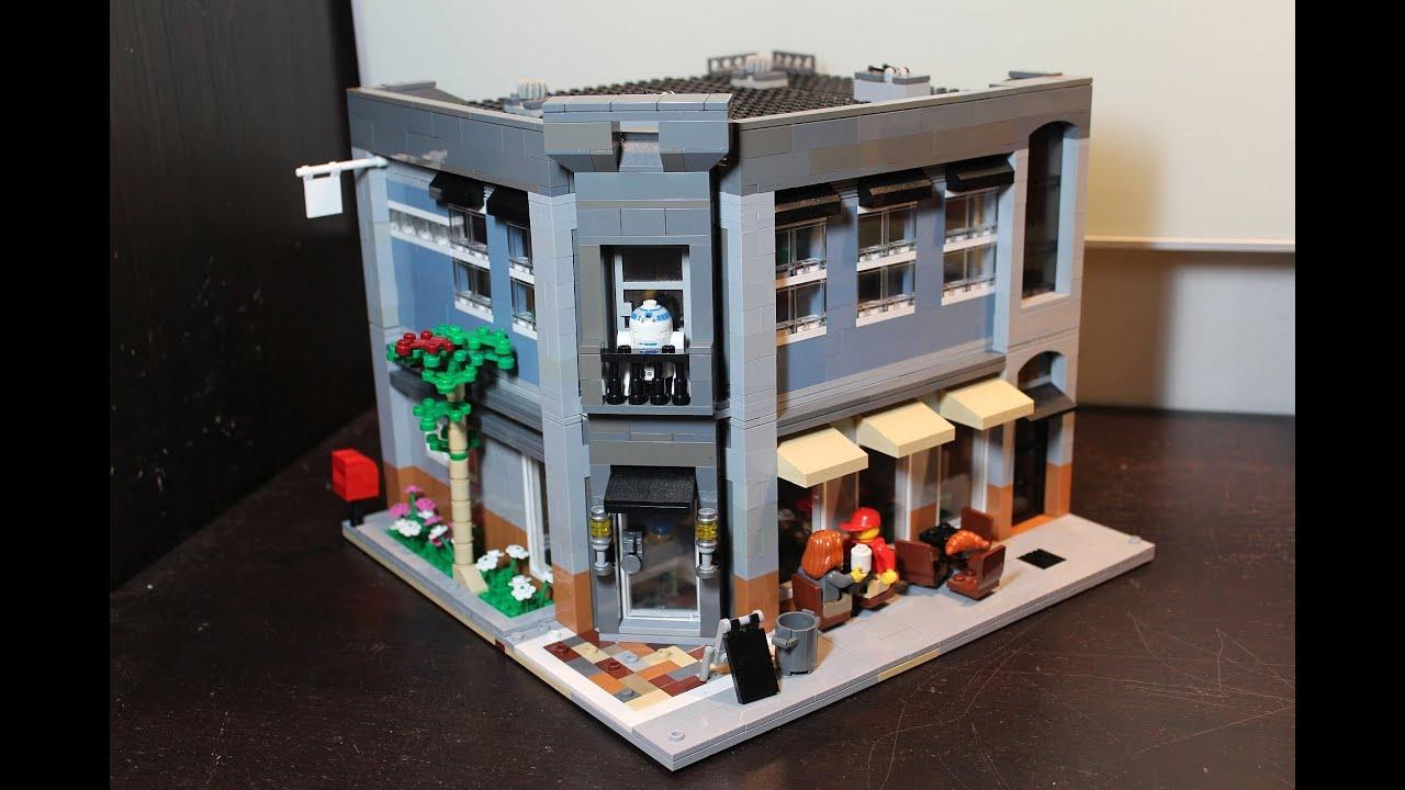 Modular Buildings Lego Moc