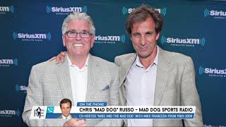 "SIRIUS XM Host Chris ""Mad Dog"" Russo on Mike Francesa's Future 