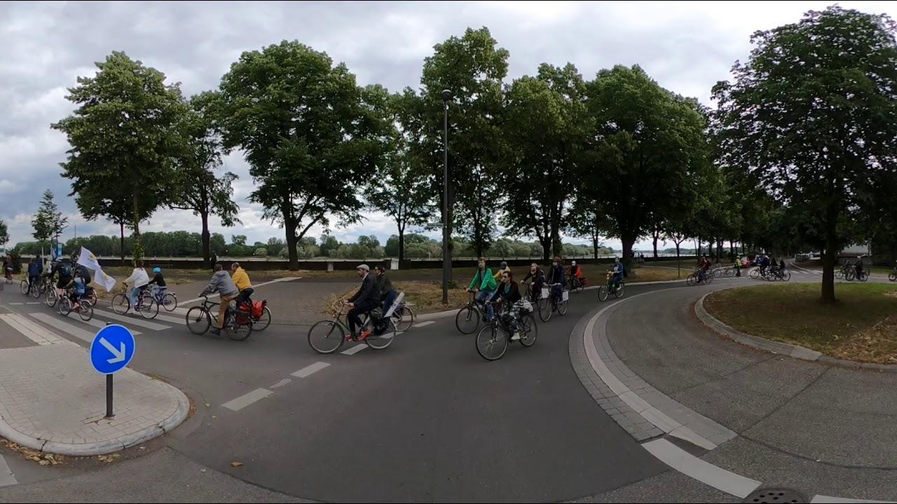 Fahrraddemo Köln