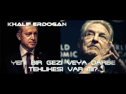 Başkan Erdoğan: Geziyi Finanse eden George Soros Türkiye'de ne yapmak istiyor?