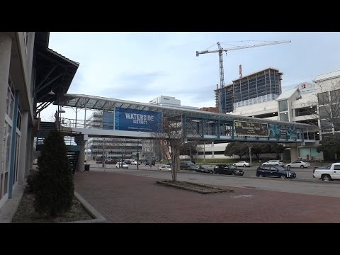 An Update on the Waterside Mall, Norfolk VA