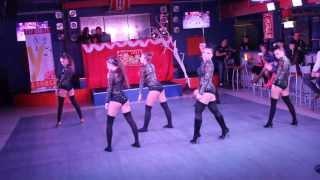 LifeStyle-Diamonds 1 место Чемпионат Молдовы 2014 по современным стилям танцев