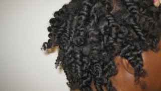 Jessicurl Confident Coils Styling Solution on 4c Natural Hair Thumbnail