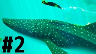 実はクジラが主役かもしれない!? - ABZU 実況プレイ - Part2 thumbnail