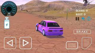 E30 M3 Drift simulator Android Gameplay | Racing Vehicles & New Car Games for Kids