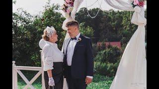 Обновление клятв: Свадьба в стиле ретро в Гродно