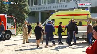 Hot news today | World news | 17 dead in gun and bomb attack at Crimean college