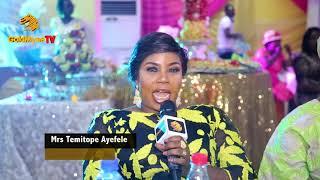 YINKA AYEFELE'S PERFORMANCE AT HIS 20TH YEAR THANKSGIVING