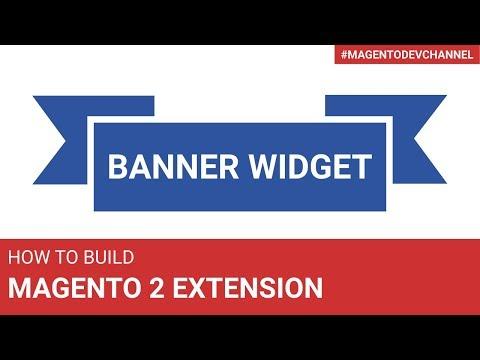 How to create Banner Widget in Magento 2
