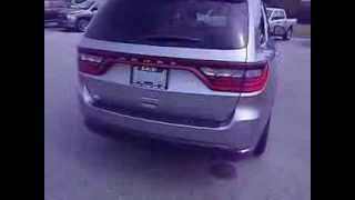 2014 Dodge Durango Sxt At Lee Cdjr In Wilson Nc