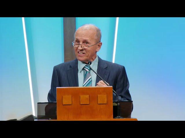 Serviciu divin - 10 ianuarie 2021 (seara) - Mesaj Cristian Bratu