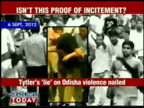 Go Burn, Attack, Destroy.. Jagdish Tytler to Congress Workers