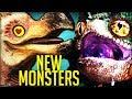 TWO BRAND NEW RARE MONSTERS - Pukei-Pukei VS Kulu-Ya-Ku - Monster Hunter World Beta! (SO AWESOME)