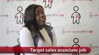 Target Sales Associate Job