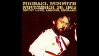 Michael Nesmith, November 30, 1975, Drury Lane, London, England