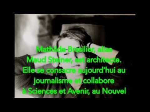 AGENCE NEWS Press Solange Mulatier interviewe Mathilde Brasilier