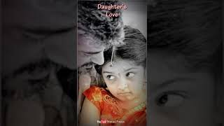 Kannaana Kanne status song Bgm | Daughter's sentiment Bgm 💕| Visuvasam movie