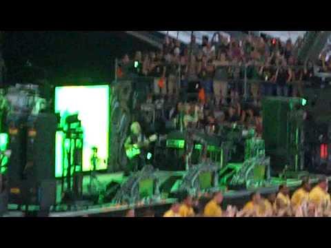 Rob Zombie - More Human Than Human @ Rock on the Range 2010