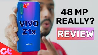 Vivo Z1x Full Review with Pros and Cons | Seriously Worth It? | GT Hindi