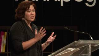 The gatherer's economy: Women re-shaping the world: Donna Morton at TEDxWinnipeg