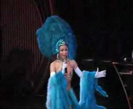 BeiBei Cabaret Show in China 贝贝 ,广州