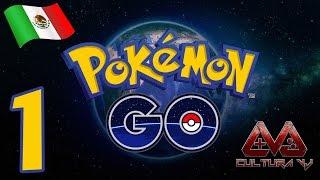 Gameplay Pokémon GO - Aventura Pokémon en México #1 (Primeras impresiones)