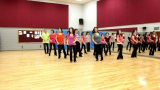 Don't Worry 'Bout A Thing - Line Dance (Dance & Teach in English & 中文)