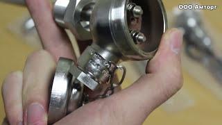 видео Термопреобразователь ТХА-1172Р, ТХК-1172Р