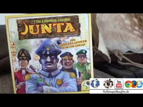 NERDGEDANKEN die Vorstellung der JUNTA Regeln. Alle Phasen im Detail