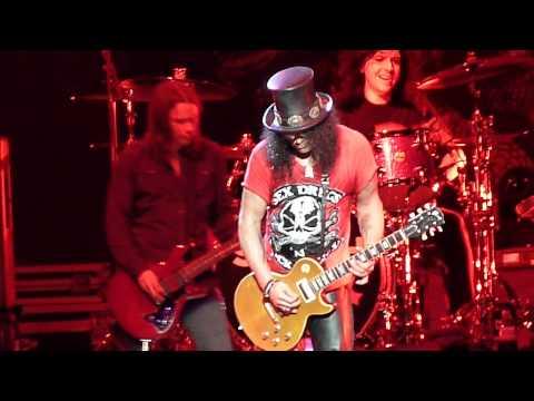 Slash – Anastasia – Live NIA Birmingham 2012