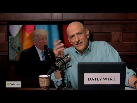 Ep. 317 - Donald of Arabia | The Andrew Klavan Show