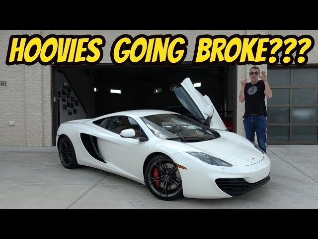 Here's Why I'm Selling My McLaren MP4-12C After Only 6 Months!