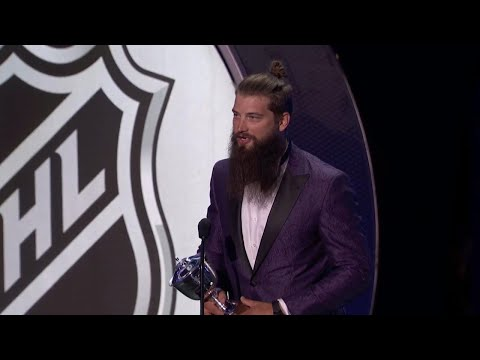 Burns wins first Norris Trophy