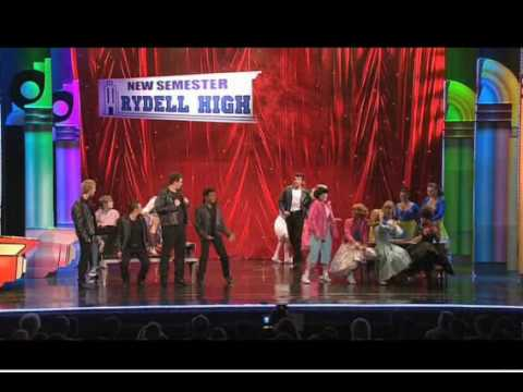 Grease The School Musical Finale Part 1 Youtube