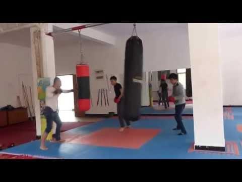 Learn Kungfu in China, Daily training in Jiang Taigong Shaolin Kung fu Academy