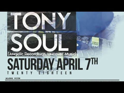 Deep Just Because... Live With Tony Soul
