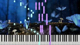 Robert Schumann - PapiĮlons for piano Op. 2   Library of Music
