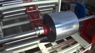 S.T.ENGINEERING - SLITTING REWINDING MACHINE