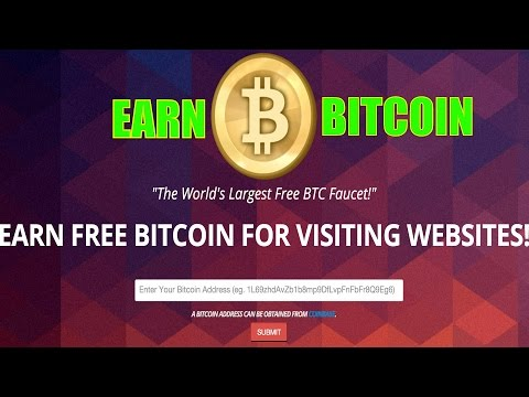 How To Earn Free Bitcoins Fast - BitVisitor